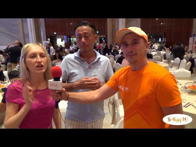 Bitclub Network Битклаб нетворк чек 1, 800,000$мес или 300 биткоиновмес Разговор с японским ...