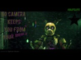 [SFM FNAF] FIVE NIGHTS AT FREDDYS SONG (Its Time To Die by DaGames) FNAF Music Video