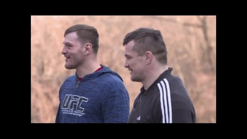Stipe Miočić Mirko Cro Cop Highlights