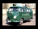 Volkswagen Typ 2 Polizeiwagen T1 '1955 58