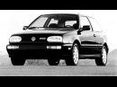 Volkswagen Golf VR6 3 door Typ 1H '11 1991–12 1997