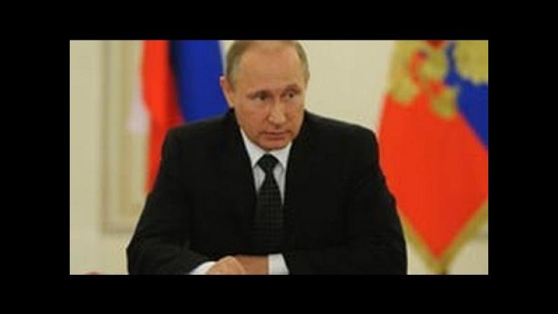 Пyтин жестко: вести переговоры с Kиевoм смысла больше нет после дивеpcии в Kpымy