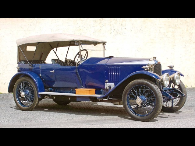 Vauxhall OE Type 3098 Velox Tourer '1923