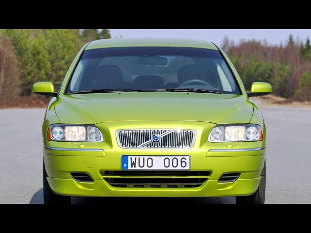 Volvo V70 Multi Fuel '2006