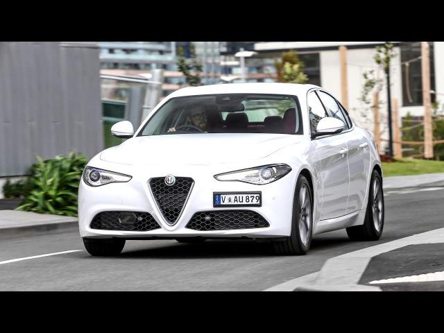 Alfa Romeo Giulia AU spec 952 2017