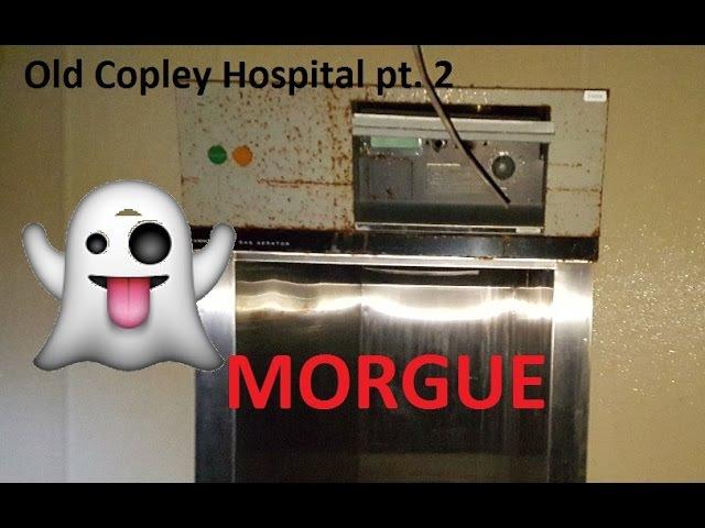 Abandoned Copley Hospital