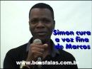Cura da voz fina Fonoaudiólogo Simon Wajntraub cura a voz fina do paciente Marcos