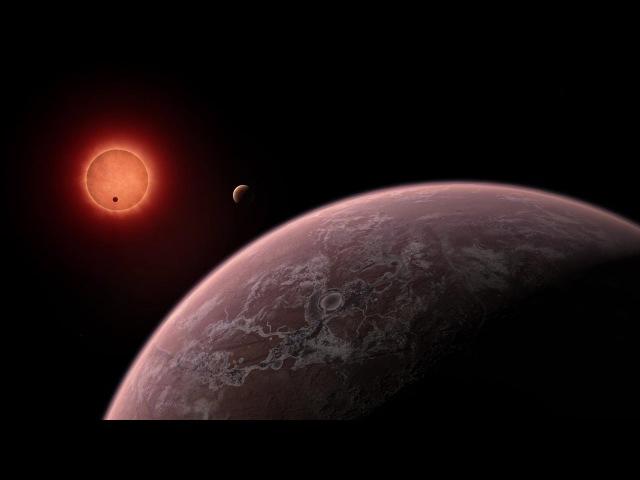 Похожие на Землю планеты вокруг красного карлика TRAPPIST 1