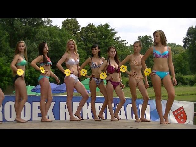 Wybory Miss plaży Nysa 6.07.2013