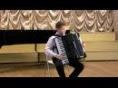 Концерт в Новосибирске памяти баяниста А.В.Крупина 21.02.2017 в ДШИ №11