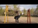 Турник. Gimbarr. Видео-отчет за апрель 2012
