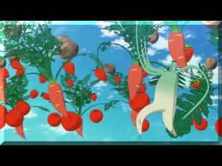Комета Люцифера 4 серия, Танец Овощей | Comet Lucifer 4 episode, Vegetables Dance