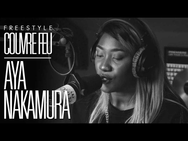 AYA NAKAMURA - Live COUVRE FEU sur OKLM Radio {OKLM TV}