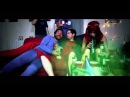 Супергеройское похмелье The Superheroes Hangover озв kapets Katrin Marin