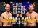 Volkan Oezdemir vs. Misha Cirkunov