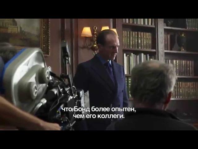 007: Спектр | Видео со съёмок 2 (2015)