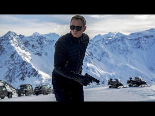 007: Спектр | Видео со съёмок (2015)
