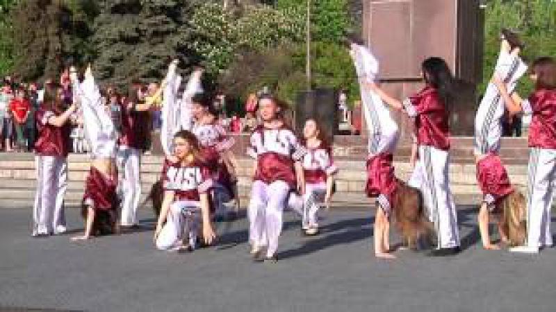 В Марганці відбувся фестиваль «Танцювальна кухня» (оновлено)