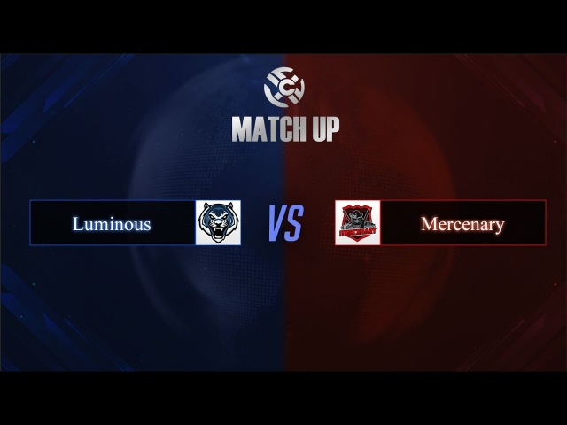 ESGS Heroes Evolved Grand Finals I Luminous VS. Mercenary GAME1