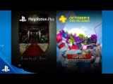 4 октября в PS Plus появятся Resident Evil и Transformers: Devastation   Подписчики PlayStation Plus, мы надеемся, что октябрьский список бесплатных игр поможет вам проникнуться духом Хэллоуина. Вот полный список игр, доступных для загрузки с 4 октября:
