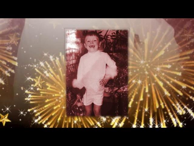 С днем рождения Ромочка Сдайд шоу на заказ в Самаре
