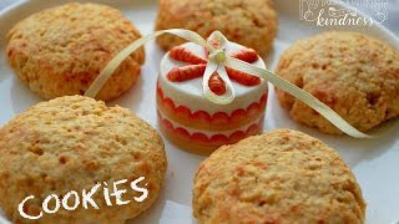 Творожное печенье без сахара Для тех, кто на диете Baking with Dianatadi