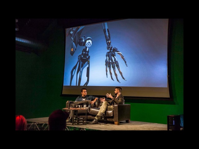 Vitaly Bulgarov Live Uncut: Designing for Films, Games Real-World Robotics
