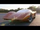 1969 Holden Hurricane concept car restored 2011