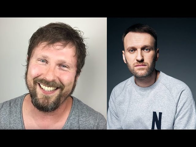 Шарий vs Навальный Чувак который всё время врёт