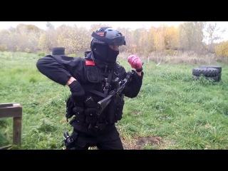 22 способа тактической перезарядки ак .22 ways of tactical recharging ak from the Chekist