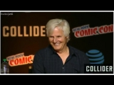 New York Comic Con - The X Files Panel 2017 - Part 3