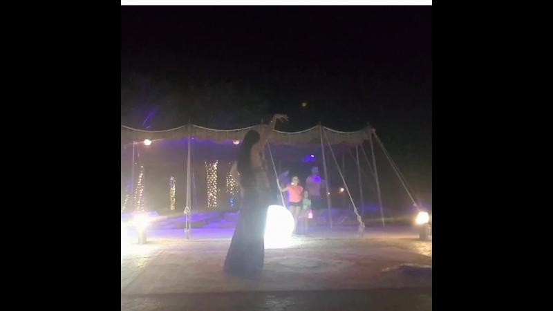 Межансе - Олеся Астман (шоу в ОАЕ)