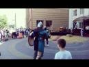 лицарський турнір Святкування 20 річчя Університету Короля Данила у середньовічньому стилі