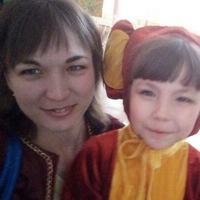 Анкета Ирина Павлова