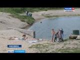 Почти 30 пляжей откроют в Новосибирской области