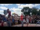 Караоке на майдане Бердянск 11июня эфир