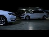 Skoda Rapid и VW Polo