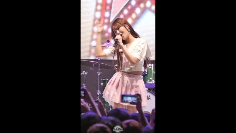 · Fancam · 170518 · OH MY GIRL -
