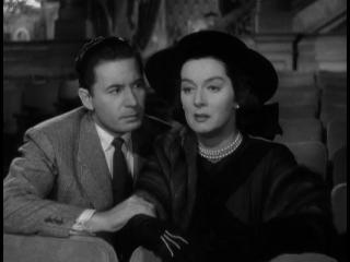 Прикосновение бархата (1948) /др.название - Нежное прикосновение)