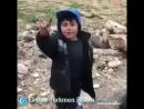 Туркоманский мальчик и Турецкий солдат.