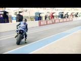 FrenchGP 2017 - Suzuki в действии