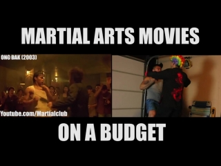 MARTIAL ARTS MOVIES ON A BUDGET