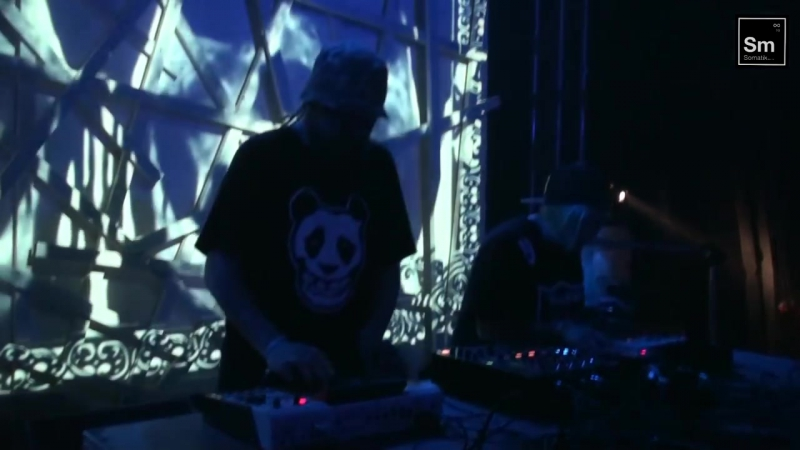 Perforated Cerebral Party [PCP] Live @ FUSION FESTIVAL _ Tubebox 27.06.2014, Lärz, Germany [somatik]