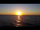 Закат на пляже  Высокий Берег (Анапа) 20160908_183749