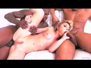 interracial video Skye anal