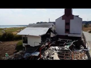 Город призрак 21 века Томиока Япония Последствия атомной аварии на АЭС Фукусима   1