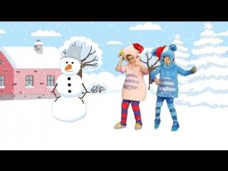 Песни для детей - Новогодний сборник_ В лесу родилась елочка, Жила-была Царевна, Смышленый Паровозик