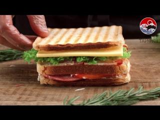 Как мы делаем Сендвич | Кафе Тайфун