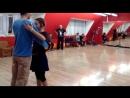Аргентинское танго. Урок 1. Связка