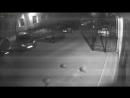 Камеры наблюдения засняли грабителей